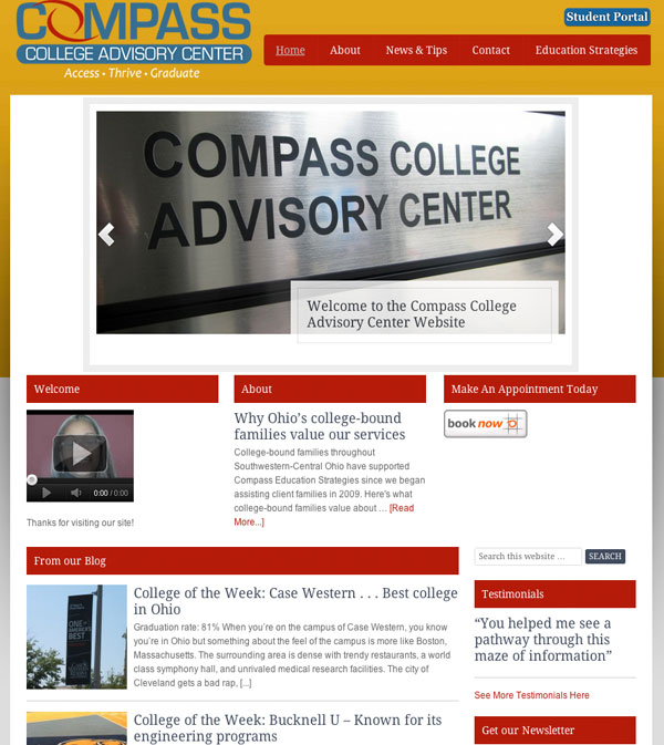 Compass College Advisory Center Dr. Pamela Ellis